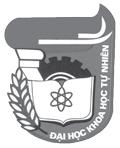 Đại học Khoa Học Tự nhiên, Hà Nội